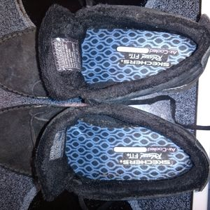 Sketchers boots memory foam size 9.5 new/never wor